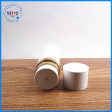 frasco mal ventilado PETG do pulverizador plástico branco de 100ml para o empacotamento cosmético