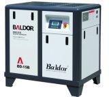 11kw impulsada directa compresor de aire con Asme depósito de aire