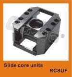 Tuyaux en acier inoxydable Détenteur Détenteur de l'axe incliné Faites glisser les unités de base