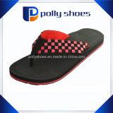 Negro tamaño original de Flip Flop sandalias zapatos de los hombres de Teva 40-45