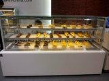 좋은 품질 세륨을%s 가진 상업적인 케이크 냉장고 대리석 기초