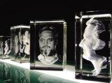 Сувенирный магазин 3D-фотографии Crystal станок для лазерной гравировки с 3D-камеры