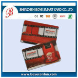 13.56 Smart Card compatibile bianco della scheda RFID CI del PVC di megahertz