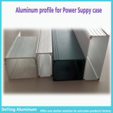 Fábrica de Aluminio de tiro de perfil de aluminio de voladura