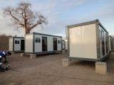 Дом контейнера стандарта 20FT плоская