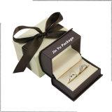 بالجملة [متّ] فضة هبة مجوهرات يعبّئ صندوق مع وشاح حراريّة