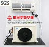 R134a un parking de l'enregistrement d'alimentation écologique de la climatisation