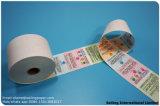 Imprimiendo la atmósfera Rolls de papel