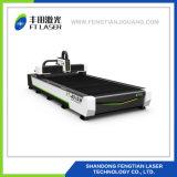 1500W Fibras Metálicas CNC Máquina de gravura de corte a laser 4015