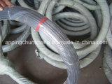 2.4*3.0mm гальванизировали овальный провод (изготовление производить стальной провод и веревочку)