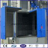 Tipo pulizia della piattaforma girevole di granigliatura