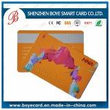 2015 populaire Menbership PVC carte / carte de fidélité