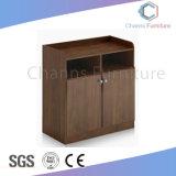 Casellario di legno della melammina dell'ufficio poco costoso moderno della mobilia (CAS-FC1831)