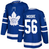 2018 Marca Nova mens Senhora Maple Leafs Juventude 45 Miro Aaltonen 56 Trevor Moore 41 Dmytro Timashov 36 Curby Rychel qualquer nome personalizado azul & N. Hockey camisolas