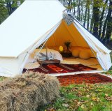 Brand - Tent van de Klok van de Gebeurtenis van de Luxe van de Tent van het Canvas van de vertrager de Duurzame