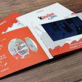 Popular Diseño de mini portátiles 7 pulgadas LCD Tarjeta Mailer con pantalla de vídeo