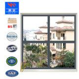60 minuti BS certificano la finestra d'acciaio galvanizzata resistente al fuoco elencata con l'isolamento termico