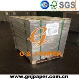 Guter Duplexvorstand mit Grau-Rückseite für die Kästchen-Herstellung