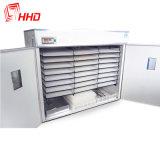 Plein d'oeufs de la machine automatique de l'écloserie de la volaille Hatcher 4224 (YZITE-22)