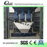 One Stop Mobile Solid-Liquid Separation Equipment for Municipal Wastewater