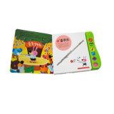 Les enfants de la couleur de l'apprentissage Carte son électronique de la voix de livres pour enfants