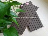 Стабильность цвета композитный декорированных WPC пол с маркировкой CE, FSC, SGS