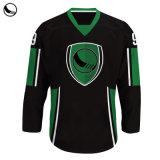 Maglia Da Hockey Su Misura Made Sports Wear Fashion Lace Up Wholesale Blank Hockey