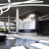 Der beste Verkauf passen Aluminiumzwischenwand für Dekoration an