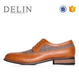 Los hombres de alta calidad zapatos Oxford, Classic hombres Bullock el Diseñador de zapatos, zapatos de vestir de lujo hombres