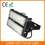Industriales de Alta Potencia 100W de luz LED de túnel