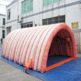 Fiesta inflables decoración Tienda túnel arco inflable