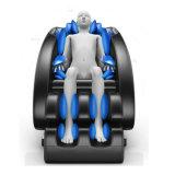 Mejor precio de fábrica China barata en 3D de la gravedad cero en todo el cuerpo de reclinación eléctrica Homedics Silla de masaje Shiatsu