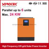 Onduleur solaire hybride intelligent 1000W-5000W de convertisseur de puissance solaire