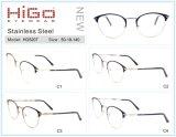 Frame van het Metaal van de Bril van het Oog van de Kat van China van het roestvrij staal het Nieuwe Optische