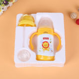 Contenitore di regalo impaccante del prodotto dei bambini su ordinazione per la tazza del bambino