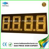 주유소 (10in)를 위한 옥외 광고 발광 다이오드 표시