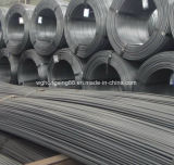 Aço de alto carbono 77b 82b 6.0~16.0mm de fio laminado de aço