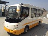 6 metros de autocarros eléctricos puro ambiental para 14 lugares