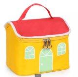 Drôle de nylon élégant personnalisé Kids School Freezable Boîte à lunch bag