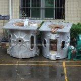 Forno di fusione caldo di induzione elettrica di vendita per ferro/acciaio (GW-1T)