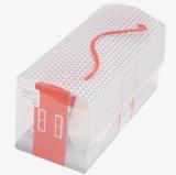 プラスチックハンドルペットボックスを包むギフト