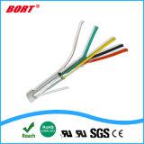 UL1185 jusqu'fil électrique du crochet de câble en PVC