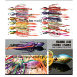 De Lepel & de Spinner van het Lokmiddel van de Overzeese Visserij van het Lokmiddel van Topwater van Swimbait