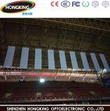 P7.81 finestra di colore completo LED/schermo di visualizzazione di vetro/trasparente