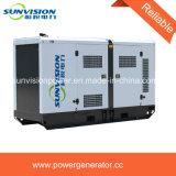 Générateur de 200kVA de type ouvert à des fins industrielles avec EC (SVC-G220)