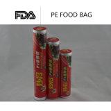 商業用等級の浮彫りになる表面の処理およびPEの物質的な食糧節約器袋