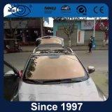 Réduction décorative de la chaleur pulvérisant le film solaire de teinte de guichet de véhicule
