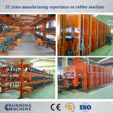 Imprensa hidráulica de aço de correia transportadora/imprensa Vulcanizing transporte de borracha para 1200*10000mm