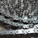 Chaîne de convoyeur d'acier inoxydable avec des pièces d'assemblage