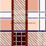 100%полиэстер Клетчатую пигмента&разгона печати ткани для кровати,